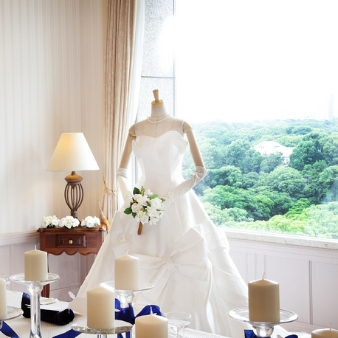 KKRホテル東京:【3月まで限定】挙式+衣裳+着付+写真+会食【6名216000円】