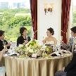 KKRホテル東京:【少人数W】ご家族に感謝をこめて挙式&会食【成約特典&試食】