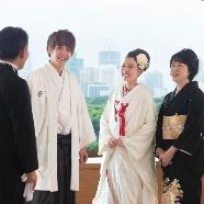 KKRホテル東京:【シンプルな大人の和婚】チャペル挙式&和装色直し★神社挙式も