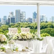 KKRホテル東京:【朝はちょっとゆっくり】皇居の森×美食でゲストも満足【試食】