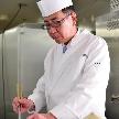 日本料理長:小林 裕人
