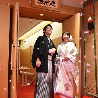 KKRホテル東京:【大人の和婚&披露宴】本格神社挙式も叶う【平日相談会】