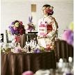 KKRホテル東京:【無料試食】ドレスも和装もきてみたい♪コスパ◎【安心見積】