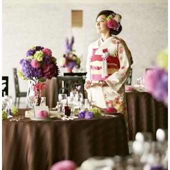 KKRホテル東京:【無料試食付】ドレスも和装もきてみたい!よくばりウェディング