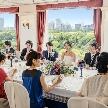 KKRホテル東京:【結婚式に迷ったら】家族だけの挙式+会食で安心【試食付き】