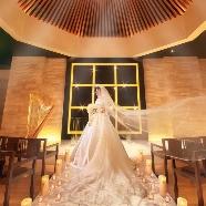 ホテルメトロポリタン仙台:【月に1度のプレミアム♪】チャペル模擬挙式&スイーツ付フェア