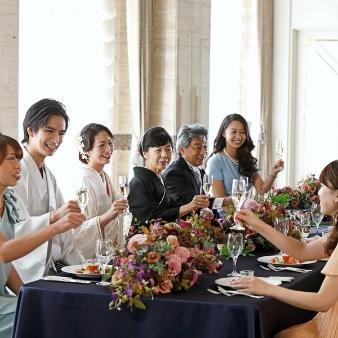 新横浜グレイスホテル/ロゼアン シャルム:【2名様からのプランあり】豪華試食×少人数ウエディング相談