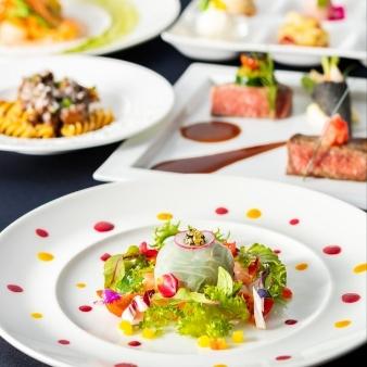 シェラトン・グランデ・オーシャンリゾート:国産牛×デザート試食★40~80名の美食を楽しむ結婚式相談会
