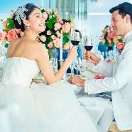 シェラトン・グランデ・オーシャンリゾート:国産牛×デザート試食★安心配慮40~80名の美食結婚式フェア