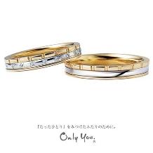 Ishigami Bridal/イシガミブライダル_【Only You】LOVE KNOTシリーズ