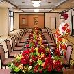 かごしま空港ホテル:【30名様48万円】少人数おすすめ◆アットホーム家族婚プラン