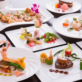 増枠【和食VSフレンチ食べ比べ】人気No1!婚礼フルコース試食会