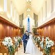 ホテル大阪ガーデンパレス:お料理ワンランクUP特典◆独立型チャペル体験×和フレンチ試食