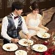 ホテル大阪ガーデンパレス:【花嫁満足第1位】衣装付7大特典×豪華試食×ハイコスパ体感♪
