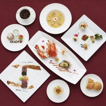 ホテル大阪ガーデンパレス:◆平日限定◆ランチ試食×ドレス試着×チャペル体験×全館見学