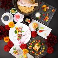 茶玻瑠(CHAHARU WEDDING):【人気NO.1フェア】「決め手はお料理でした」絶品試食会!