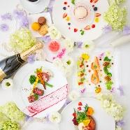 茶玻瑠(CHAHARU WEDDING):【限定フェア☆1日1組】道後で美味しいW☆試食会