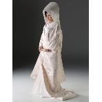 和装、白無垢、色打掛、黒引:京鐘