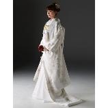京鐘:◆金糸・銀糸入り◆鳳凰の羽が美しい白無垢