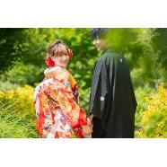 ドレス:KYOKANE WEDDING(キョウカネ ウエディング)