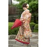 京鐘:◆くすみピンク◆ニュアンスカラーで大人可愛い色打掛