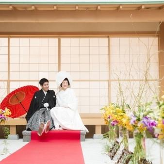 ホテルモントレエーデルホフ札幌:♪♪人気の和婚に注目♪♪本格神殿見学&人気の試食もOK