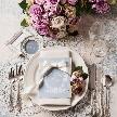 ホテルモントレ大阪:【お料理重視×平日お休みの方へ】婚礼料理コース試食会