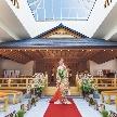 ホテルモントレ札幌:【和装ウエディング】全天候型本格神殿見学&パーティー会場見学
