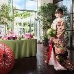 ホテルモントレ ラ・スール大阪:【和婚が叶う】白無垢試着&ゆったり神殿見学!無料試食付♪