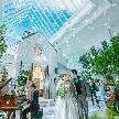 ホテルモントレ ラ・スール大阪:【4万円相当の豪華試食&ギフト券1万円付】大聖堂で模擬挙式体験