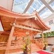 ホテルモントレ仙台:【違いがわかる】ゲストも安心!全天候館内独立神殿見学ツアー