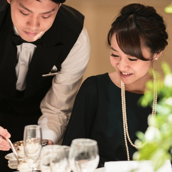HOTEL NEW OTANI HAKATA(ホテルニューオータニ博多):【30名までのご結婚式】お料理にこだわって■試食付相談会