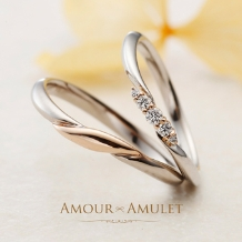 JEWEL SEVEN BRIDAL:【JEWEL7】AMOUR AMULET「IRIS」