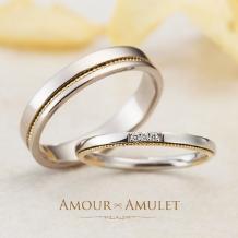 JEWEL SEVEN BRIDAL_【JEWEL7】 AMOUR AMULET 「ATTACHE」