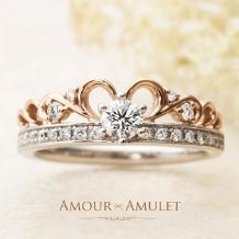 JEWEL SEVEN BRIDAL:AMOUR AMULET 【AZALEA】