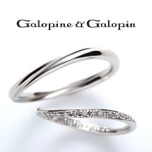 JEWEL SEVEN BRIDAL:【JEWEL7】 Galopine&Galopin「cercle」
