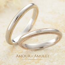 JEWEL SEVEN BRIDAL:【JEWEL7】 AMOUR AMULET 「FLEUR」