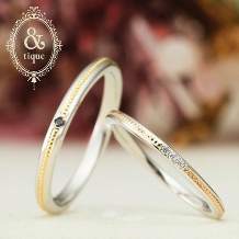 JEWEL SEVEN BRIDAL:【JEWEL7】 & tique 「QURTITE」