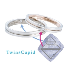 JEWEL SEVEN BRIDAL:【JEWEL7】 Twins-Cupid「ブーケトス」