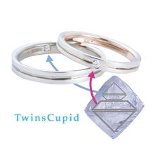 JEWEL SEVEN BRIDAL:【JEWEL7】 Twins-Cupid「ヴァージンロード」