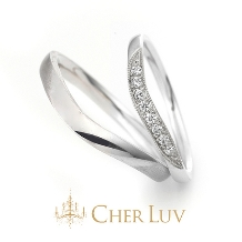 JEWEL SEVEN BRIDAL:【JEWEL7】 CHER LUV「GERANIUM」