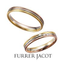 JEWEL SEVEN BRIDALの婚約指輪&結婚指輪