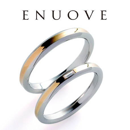 JEWEL SEVEN BRIDAL:【JEWEL7】ENUOVE「ray」