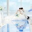 シェラトン・グランデ・トーキョーベイ・ホテル:~海×空×緑を独占~世界120ヶ国で愛される*大人贅沢ホテル婚