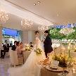 比較、見比べた結果、意外とお値打ちだったという実際に声もあり!!挙式料・会場費が元々無料設定で更にお得なお値打ちが魅力。おもてなし重視の花嫁にはその分の料理ランクアップもおすすめ!