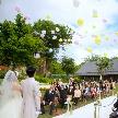 結婚式場: