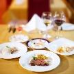 万平ホテル:【お料理重視の方へ!】大人気のランチ付きフェア【人気no.1!】