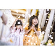 北湯沢 緑の森の教会:パパママも安心♪わいわいガヤガヤお子様と一緒に楽しい挙式を!