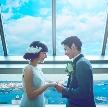 横浜ロイヤルパークホテル(横浜ランドマークタワー内):70Fの絶景【横浜ランドマークタワー】天空のパノラマ体験フェア