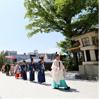 東郷神社/原宿 東郷記念館:【限定2組】憧れの参進見学フェア